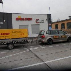 volkswagen z przyczepą nauka jazdy Wrocław