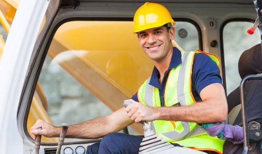 Zapraszamy na szkolenia operatorów maszyn i urządzeń budowlanych.