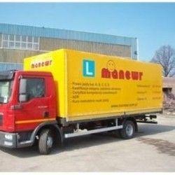 samochody ciężarowe do nauki jazdy we Wrocławiu