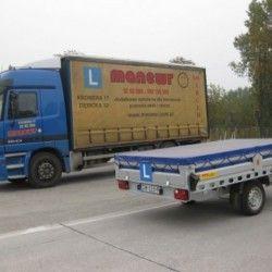 ciężarówka do nauki jazdy Wrocław