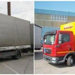 samochody ciężarowe nauki jazdy