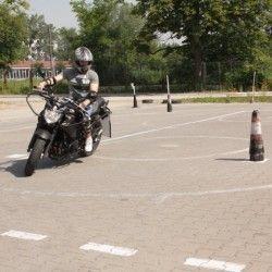nauka jazdy motocyklem