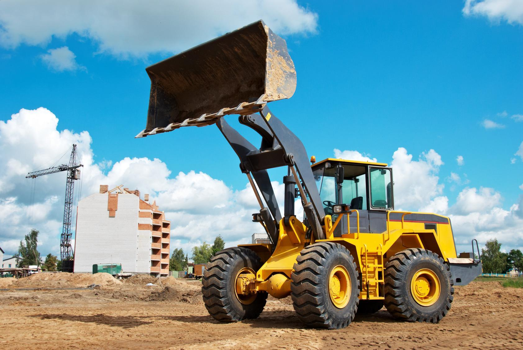 Zaczynamy kurs operatora maszyn budowlanych!
