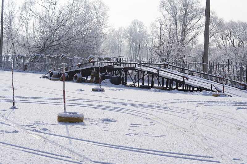 Egzamin na prawo jazdy zimą? Dlaczego nie!