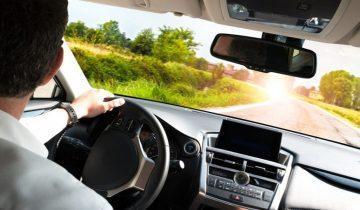 Jazda samochodem po długiej przerwie