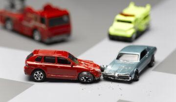 Różnice między wypadkiem a kolizją drogową